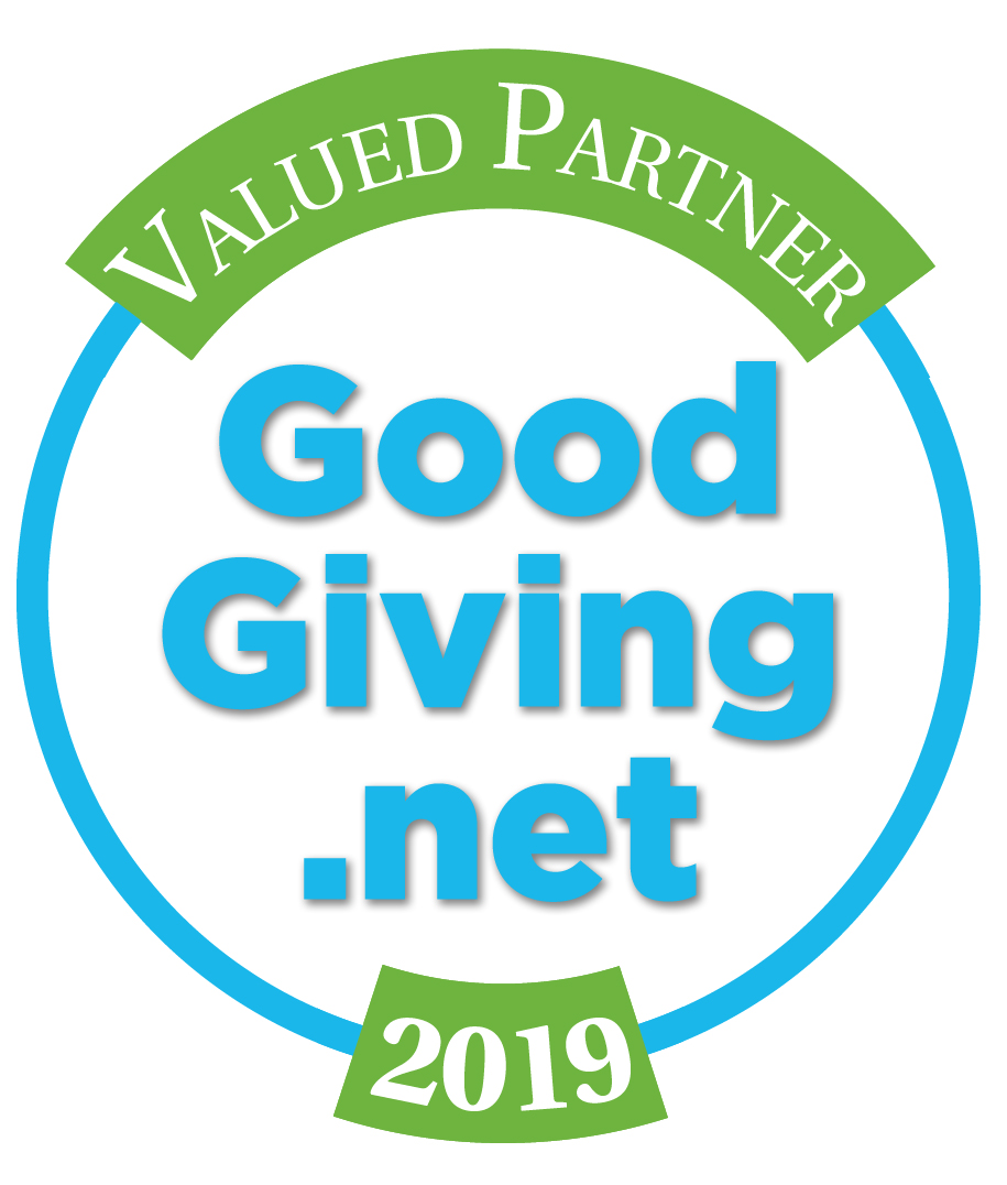 GoodGiving Button 2019